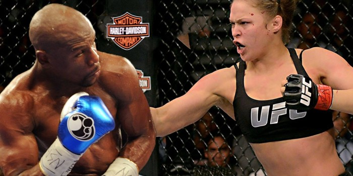 Anthony Pettis: 'Ridiculous' to Think Ronda Rousey Would ...