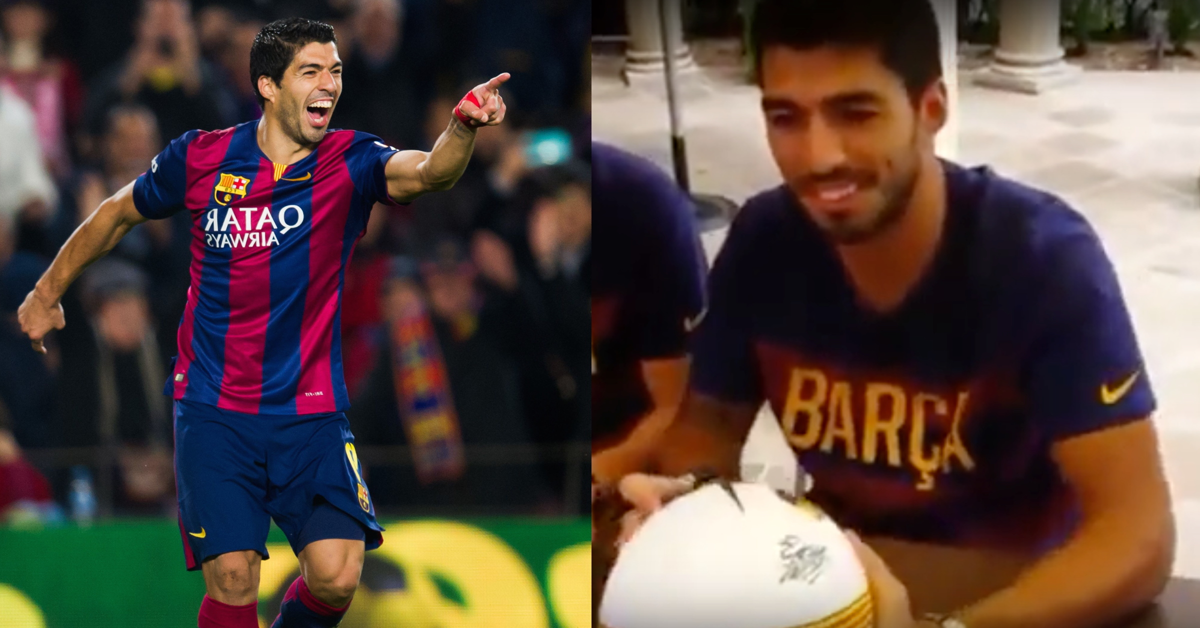 "WATCH: Kid Asks Luis Suarez ""Is He The Best?"" And His Answer Is Top Class"