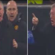 Alex Ferguson Switches at Jonny Evans