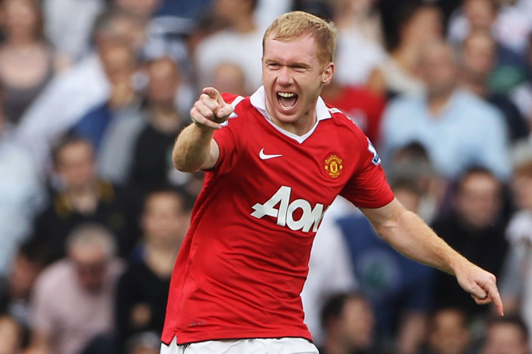 Paul Scholes: Paul Scholes Coming Out Of Retirement?