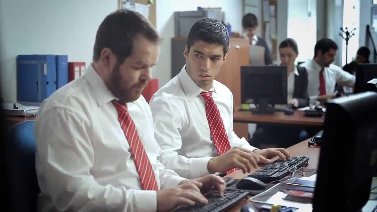 WATCH: Luis Suarez Features In A Very Bizarre Uruguayan TV Advert
