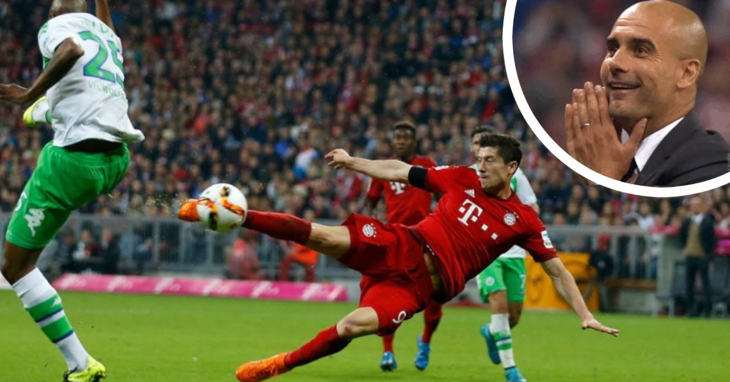 WATCH: It's Two Years To The Day Since Robert Lewandowski Scored 5 Goals In 9 Minutes