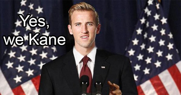 Twitter Reacts To Harry Kane S Goal Against Manchester City