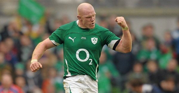 Paul O'Connell To Have Hamstring Removed And Continue Playing Rugby