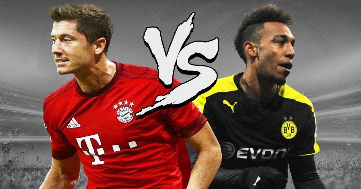 Lewandowski vs Aubameyang – All Their Goals So Far