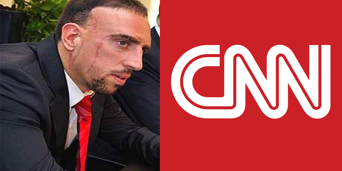 Franck Ribery Is Suing CNN For $1.5m After Using An Unauthorised Picture Of Him
