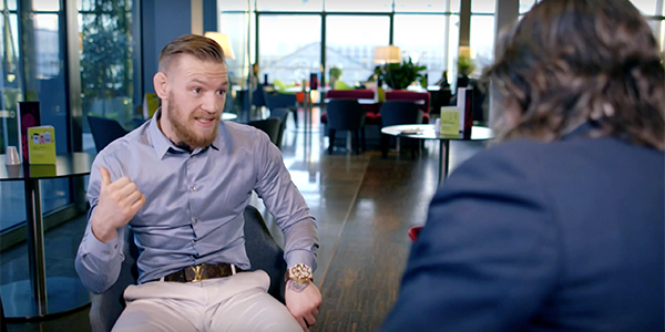 Conor McGregor Exclusive Full Interview With BT Sport
