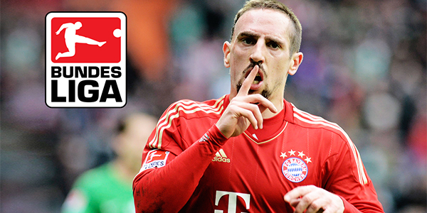 Top 10 Goals Scored By French Players In The Bundesliga