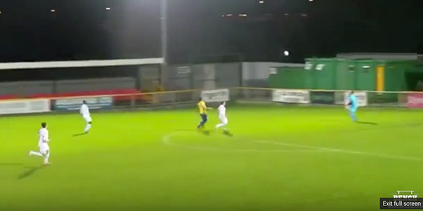 Thurrock FC Score Very Bizarre Wind-Assisted Own-Goal