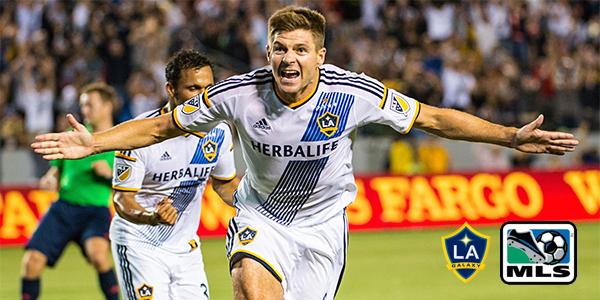 VIDEO: Steven Gerrard's Best Moments For LA Galaxy In 2015