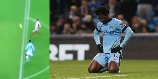 Wilfried Bony Caps Off Lovely Man City Move With Sunday League Finish