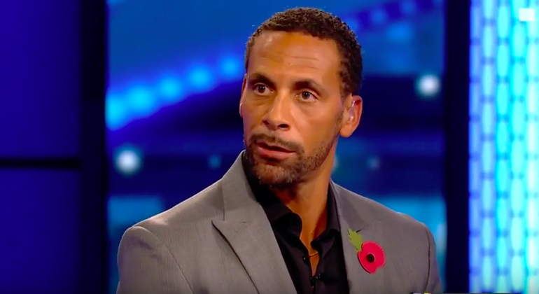 "WATCH: Rio ""We kicked it out of him!"""