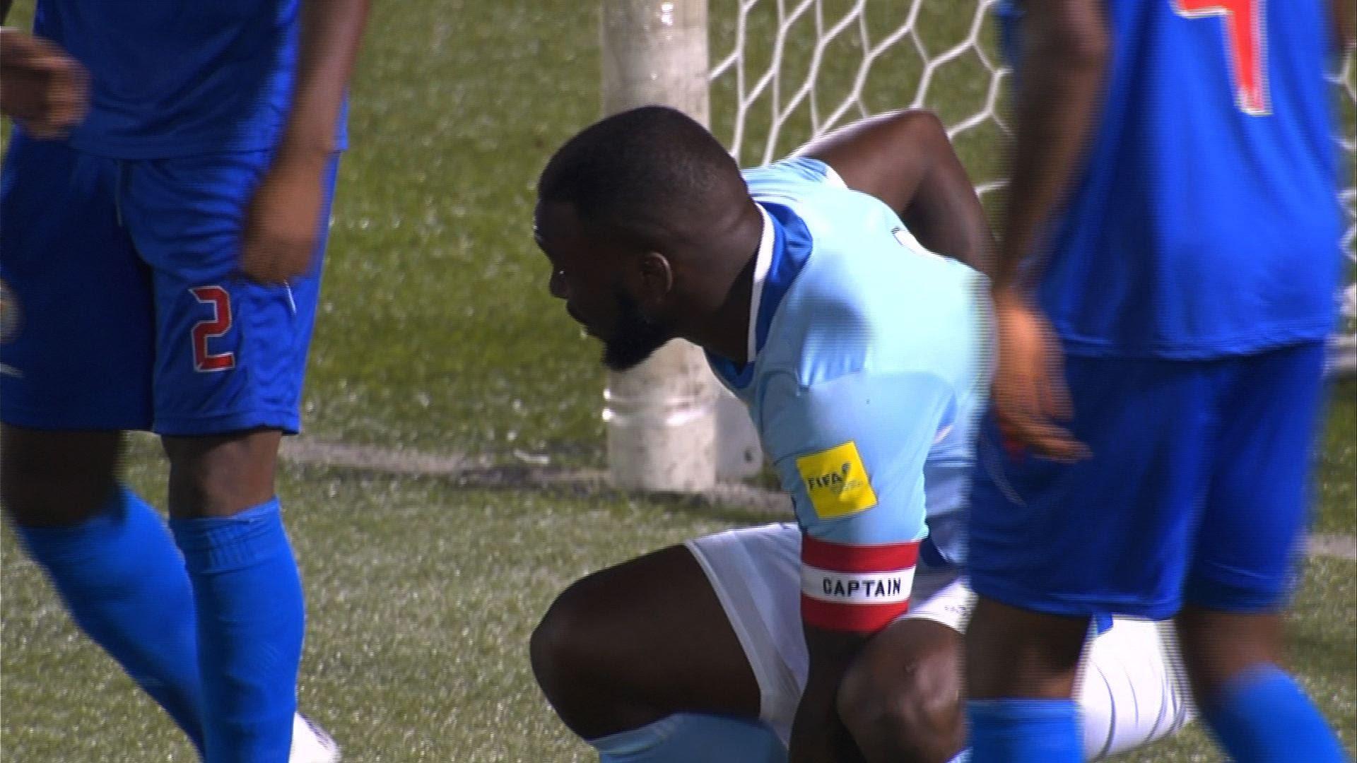 Haiti Goalkeeper Pulls Off 'Gordon Banks-esque' Wonder Save In World Cup Qualifier