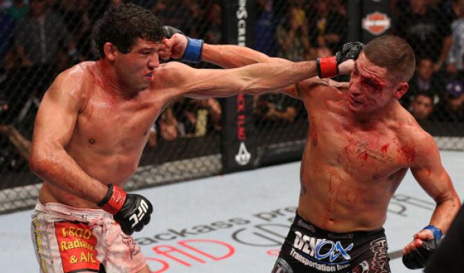 Sanchez v Melendez – One Of UFC's Greatest 'Holy Sh*t' Moments