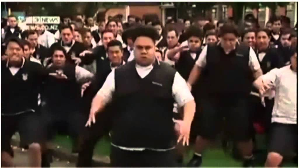 Students At Jonah Lomu's Former School Perform Spine-Tingling Haka In Tribute To Fallen Brother