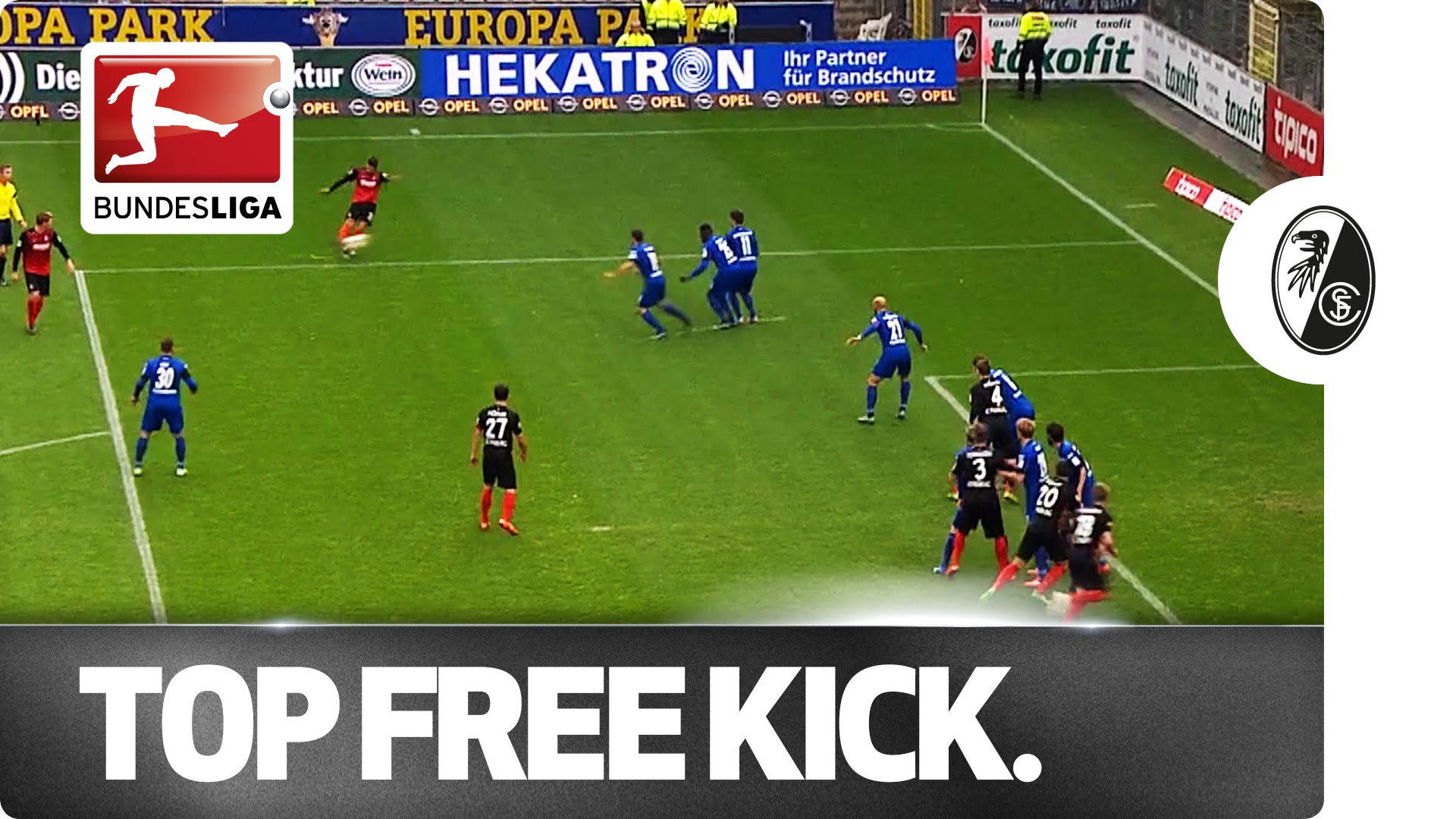 Vincenzo Grifo's Latest Goal From A Free-Kick Is Nothing Short Of Spectacular