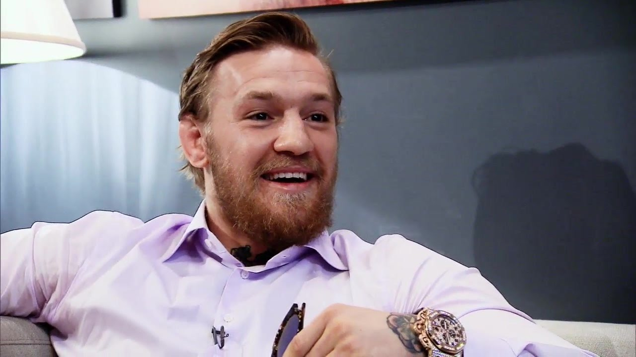 WATCH: Conor McGregor asked for Urijah Faber in Dublin