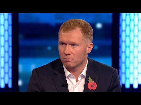 WATCH: Paul Scholes Lets Rip At Louis van Gaal Again! 'United Play Boring, Sideways Football""