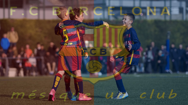 Barcelona Release Hour Long Video Of La Masia's Best Goals Of 2015