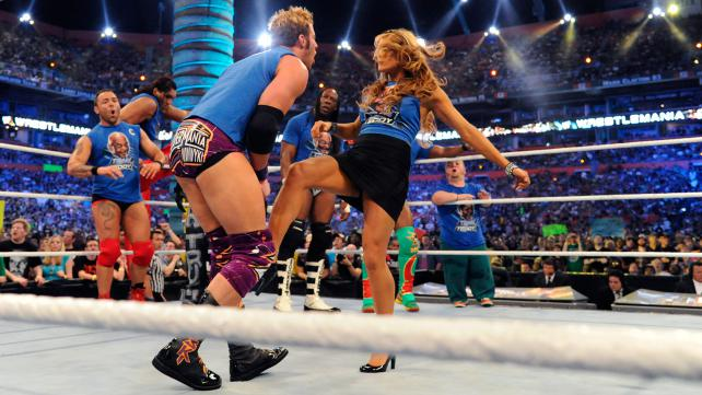 WWE: 19 Low Blows That Will Ruin Your Day