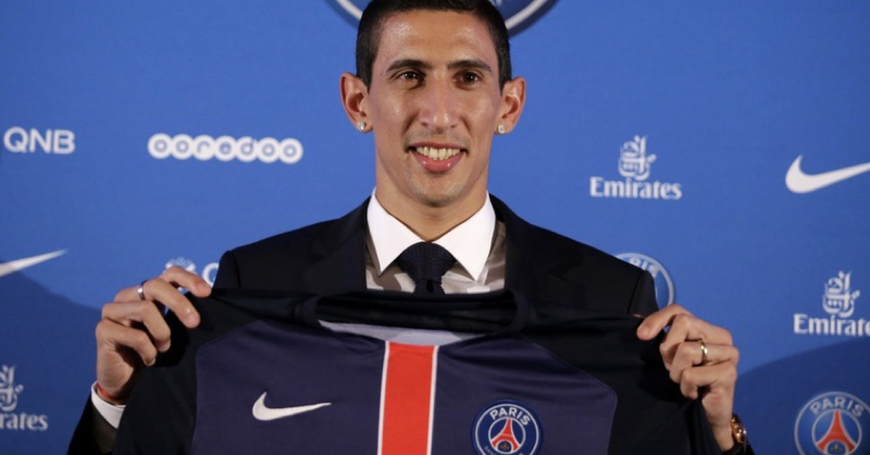 Angel Di Maria Reveals Details Of Phone Call That Convinced Him To Leave United