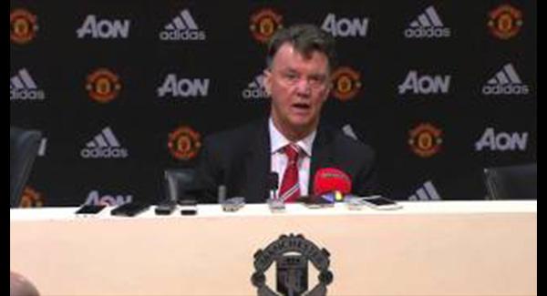 WATCH: Louis van Gaal on his Man United future after Chelsea game