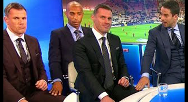 WATCH: Carragher & Redknapp Hilariously Re-enact THAT Awkward Moment With Henry