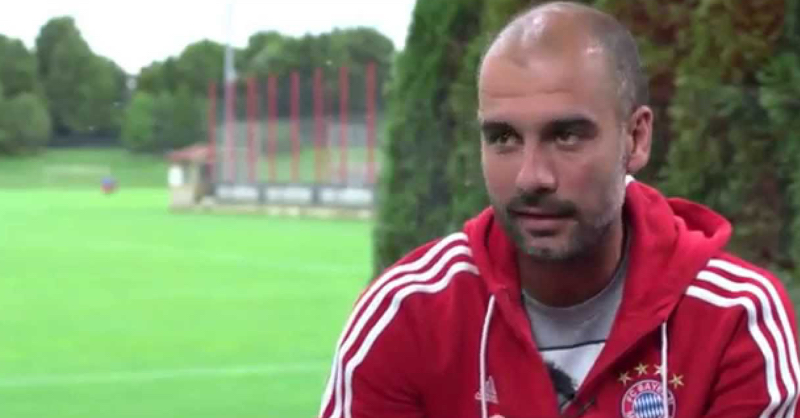 Pep Guardiola Confirms Which Club He'll Join Next On German TV