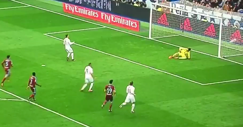 Ronaldo Screws Up What He Does Best And Misses Penalty