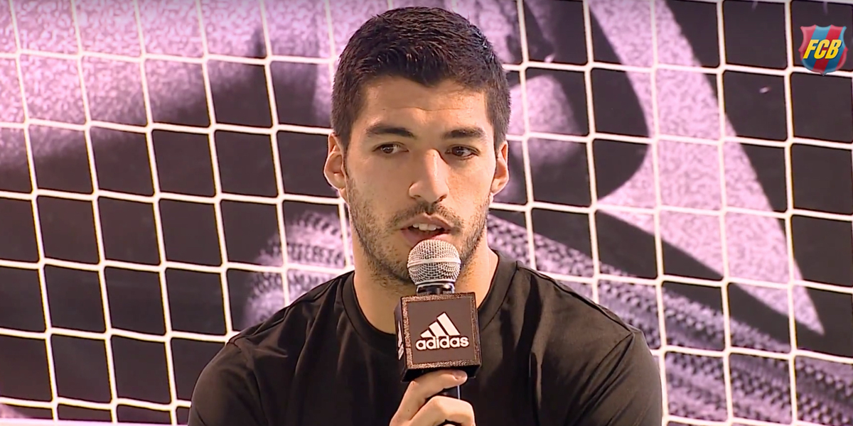 Luis Suarez Talks About Barca's Form, Messi And Switching Clubs