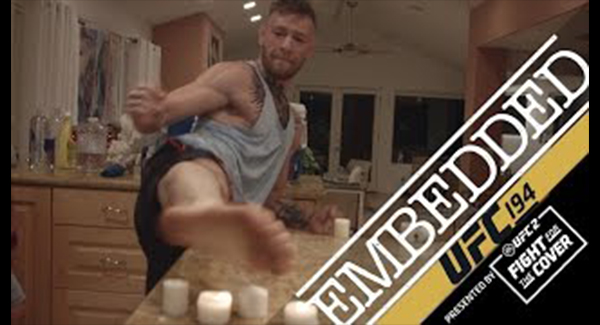 WATCH: UFC 194 Embedded: Vlog Series – Episode 1