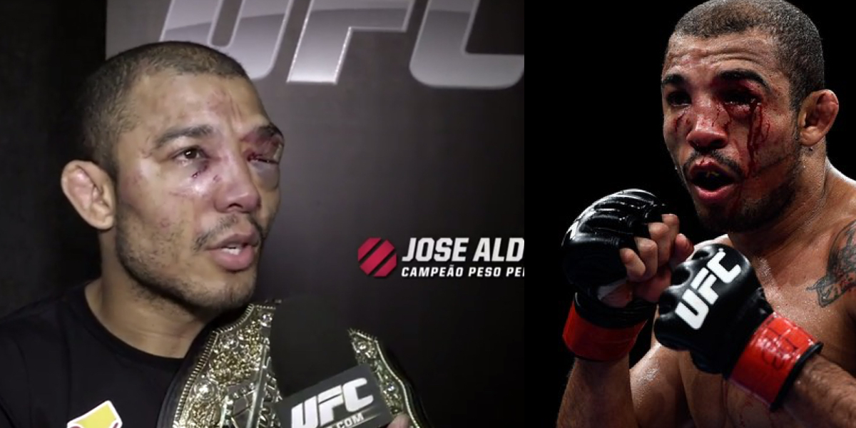 The Very Best Of Jose Aldo Jnr's 'Holy F*ck' Moments