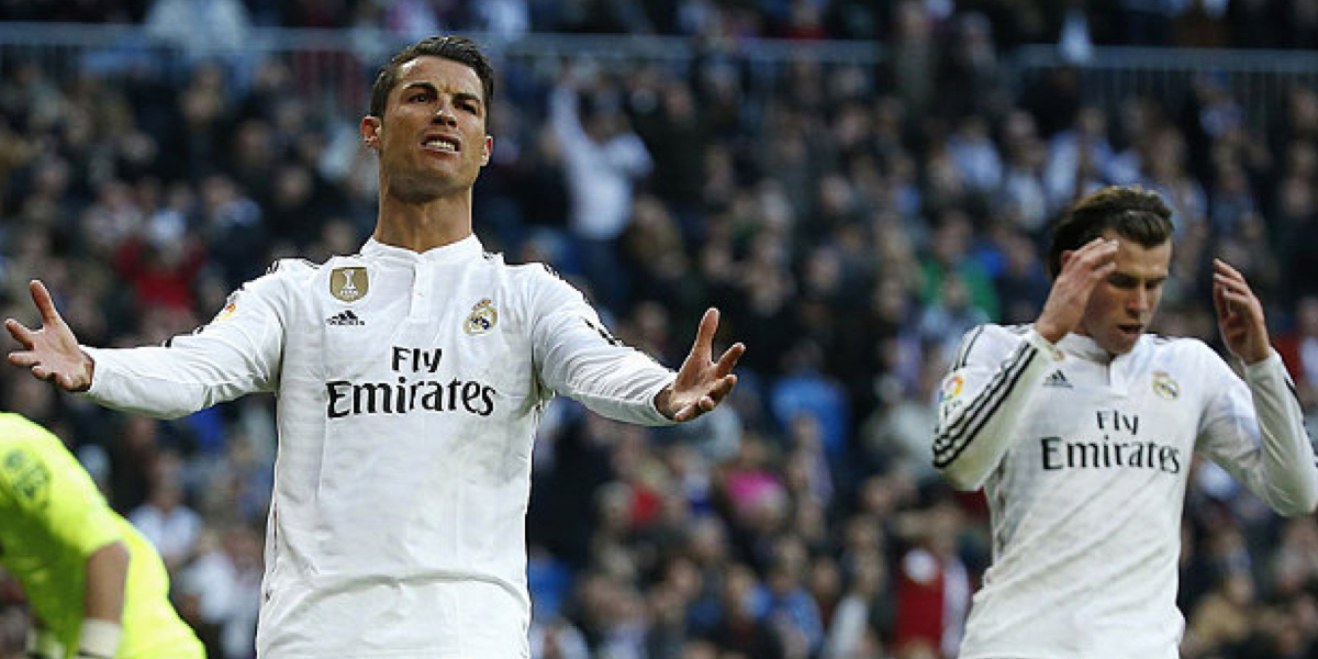 Real Madrid In Danger Of Being Kicked Out Of Copa Del Rey