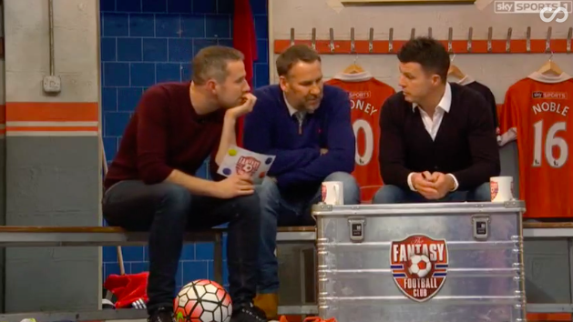 WATCH: Ian Harte and tales from the pub of how scary Roy Keane is/was..