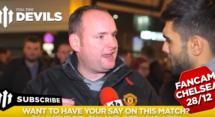 WATCH: Andy Tate: Four Down: J**bless! |Manchester United 0-0 Chelsea