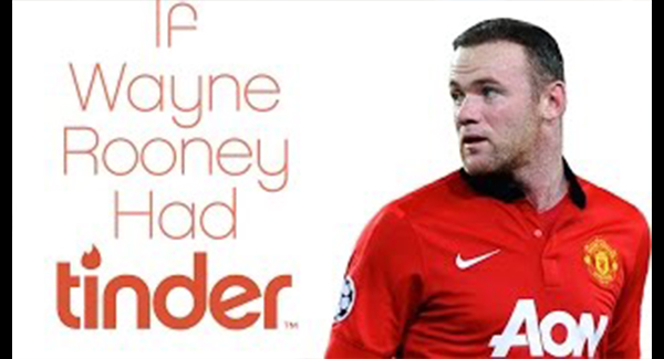 WATCH: If Wayne Rooney Had Tinder…