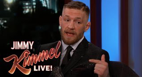 WATCH: Conor McGregor on His Upcoming Fight