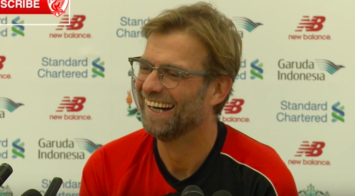 WATCH: Jurgen Klopp's Pre Southampton v Liverpool Press Conference (in full)