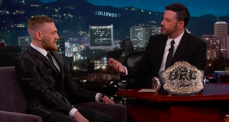 WATCH: Conor McGregor on Beginning His Career