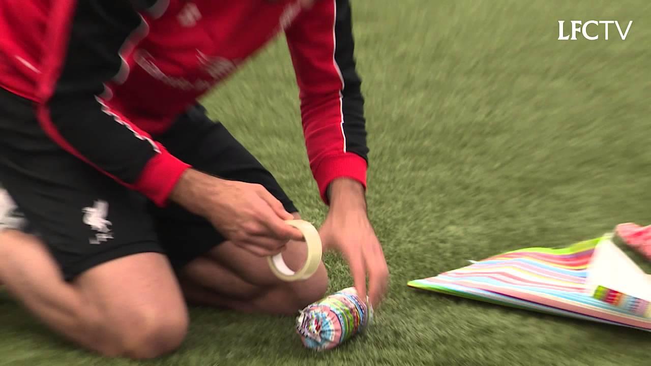 Jurgen Klopp Gets Hilarious Gift In Liverpool Players Secret Santa