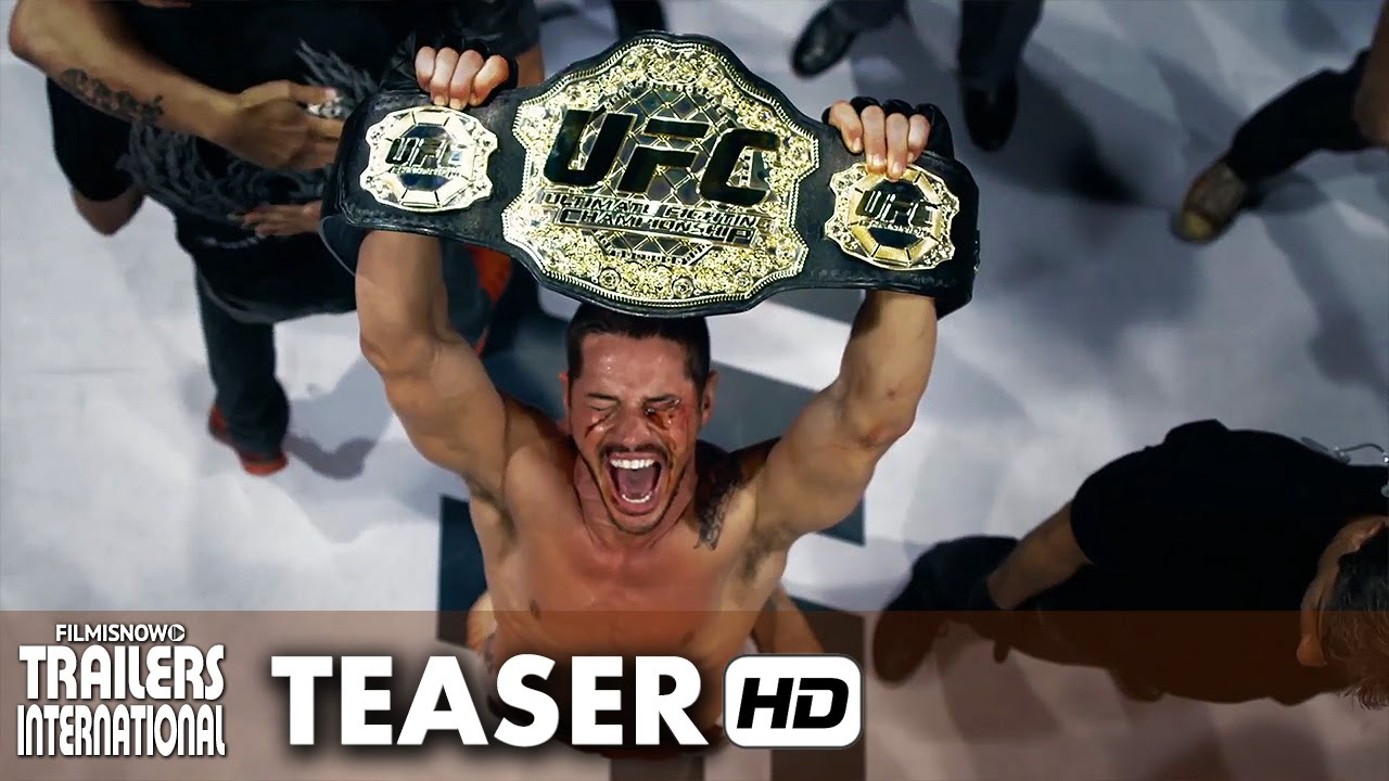 Official Trailer For Jose Aldo Movie 'Stronger Than The World' Released