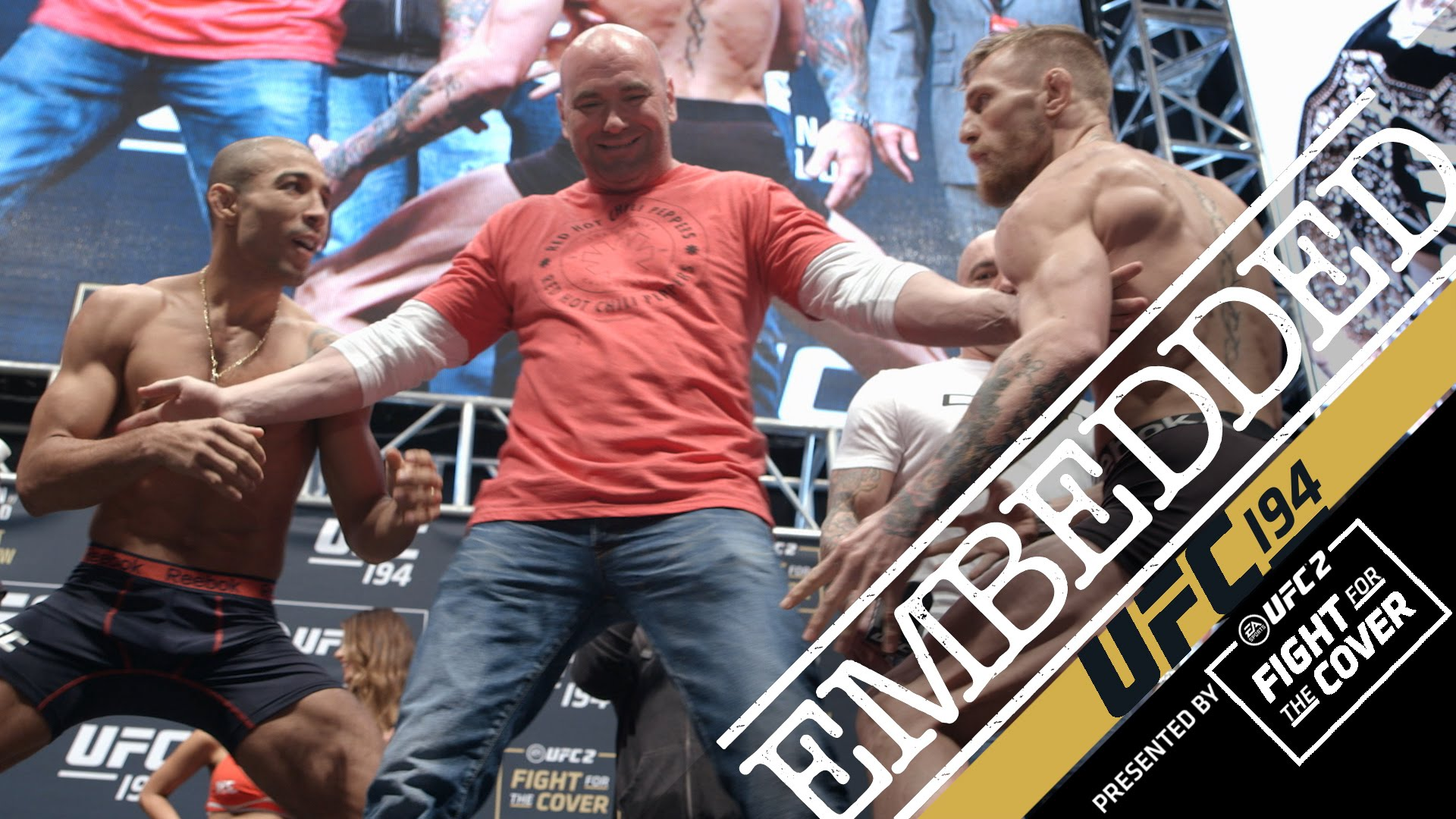 UFC 194 Embedded: Vlog Series – Episode 6