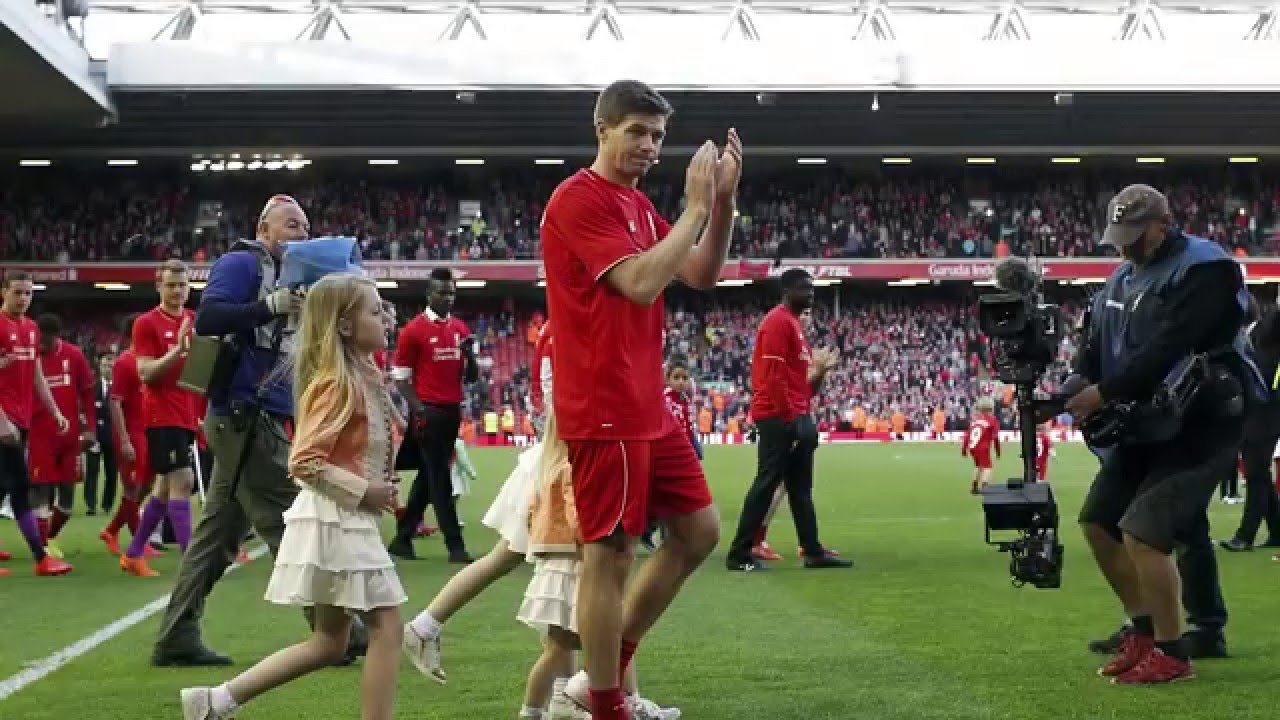 VIDEO: Liverpool's Year In 60 Seconds