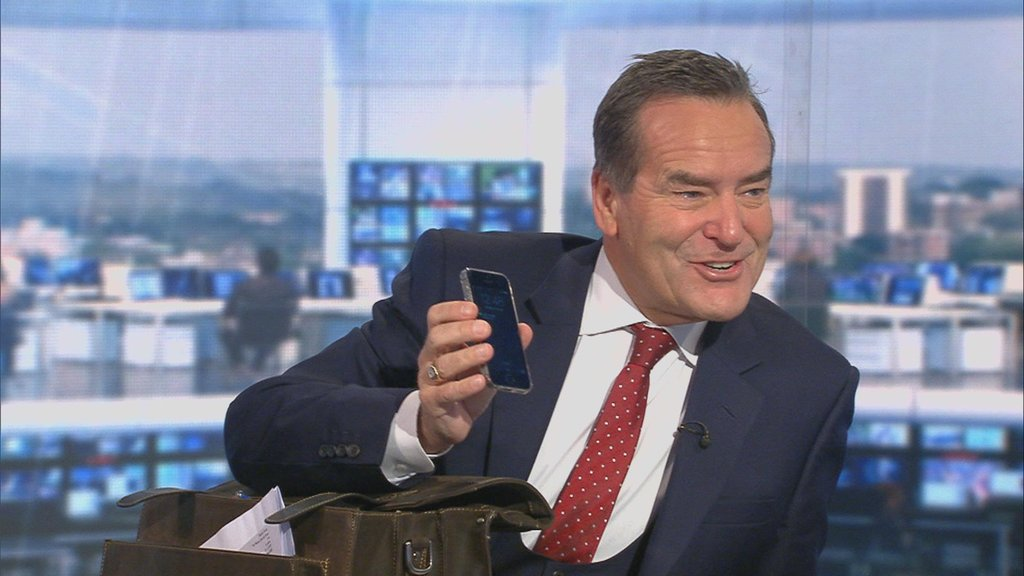Jeff Stelling Produces First Hilarious Soccer Saturday Moment Of 2016