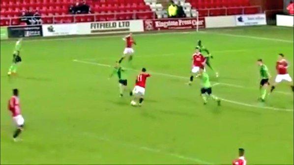VIDEO: Adnan Januzaj scores two goals v Southampton for Man Utd U21s last night!