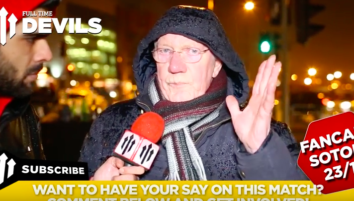 WATCH: Ray Bobbins: Sack Him! Manchester United 0-1 Southampton
