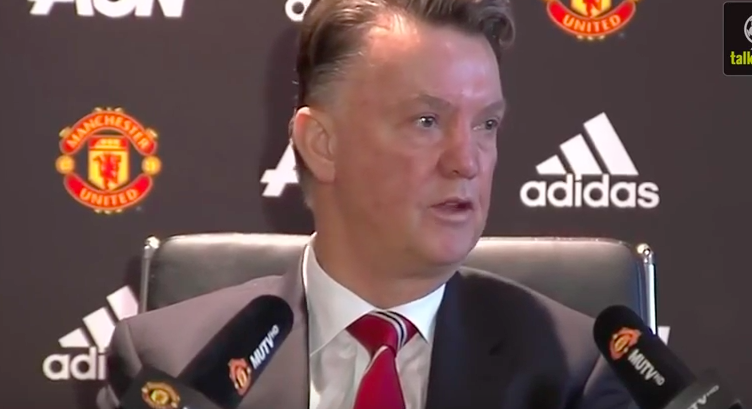 WATCH: Louis Van Gaal Hits Out At United Fans, Defends 'Boring' Football