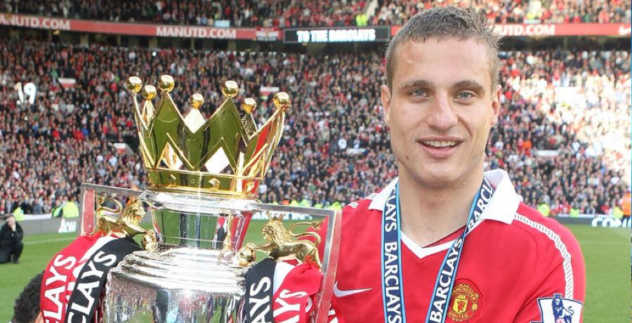 Nemanja Vidic Announces His Retirement From Professional Football