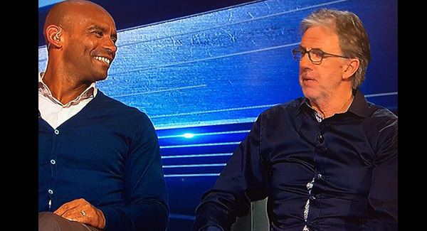WATCH: Mark Lawrenson saying penis on match of the day