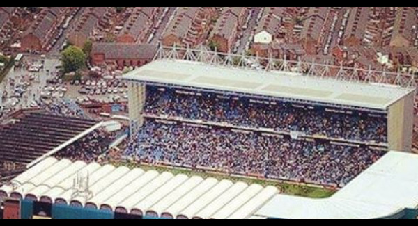 Manchester United Once played their games at Manchester City's Stadium